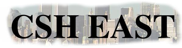 Welcome to Computer Science House East